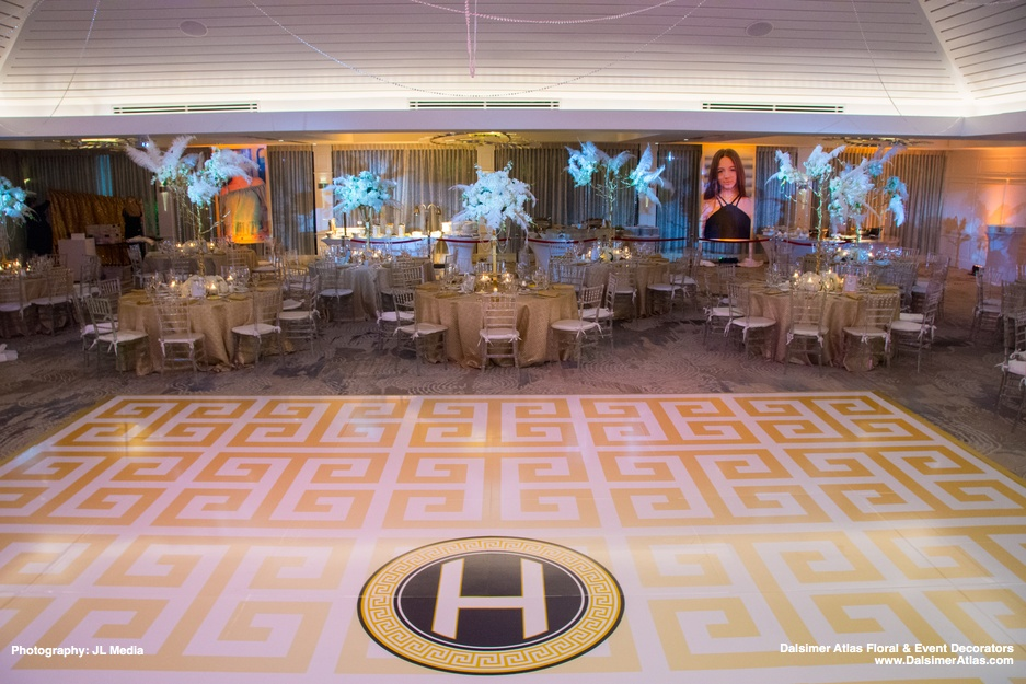Halliewood Bat Mitzvah | St. Andrews Country Club, Boca Raton
