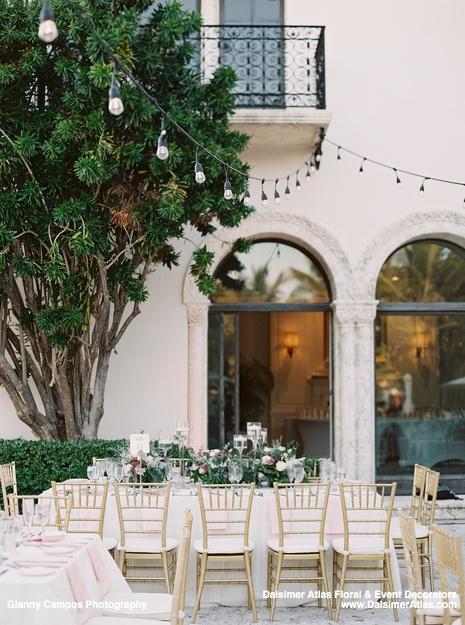 Fisher Island Club Wedding | Amanda + Jonathan