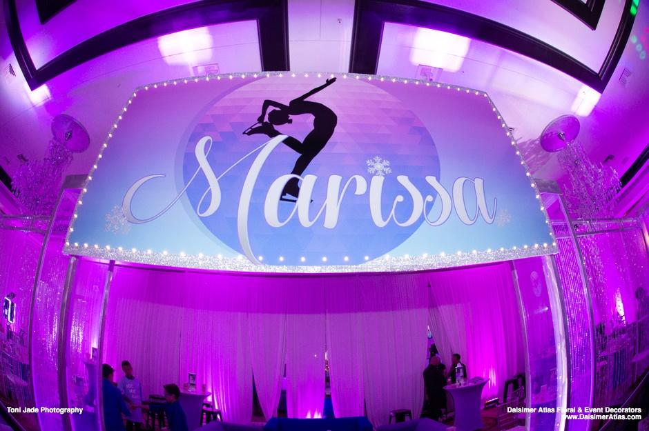 Figure Skating Bat Mitzvah | Congregation B'nai Israel | Boca Raton