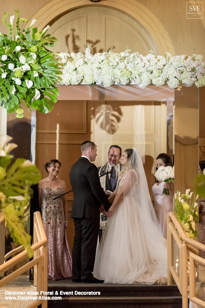 Temple Solel Wedding | Hollywood | Alana + Adam