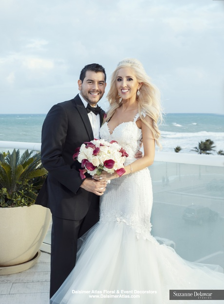 The W Fort Lauderdale Wedding | Kristen + Eric