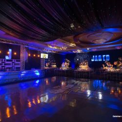 bar-mitzvah-theme-decorations-Kol-Tikvah-parkland-florida-dalsimer-atlas