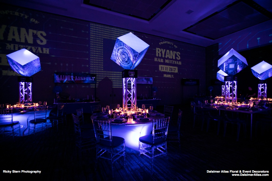 Bar-Mitzvah-theme-decorations-Temple-Beth-Am-Miami-Pinecrest-florida-dalsimer-atlas