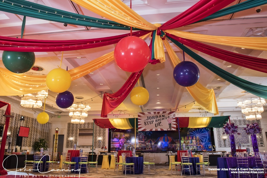 Bar-Mitzvah-theme-decorations-Woodfield-Country-Club-Boca-Raton-florida-dalsimer-atlas