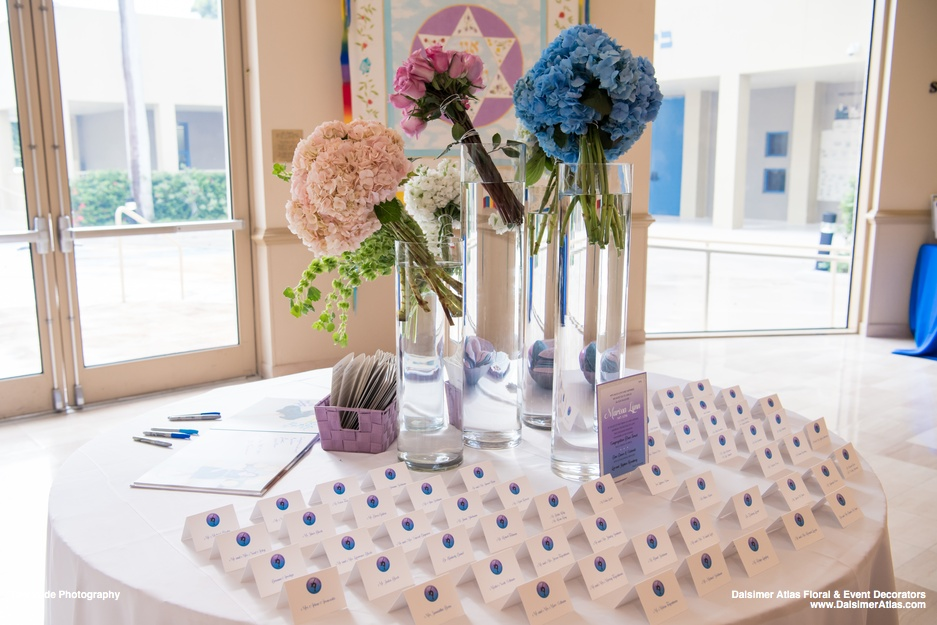 Bat-Mitzvah-theme-decorations-Congregation-B'nai-Israel-Boca-Raton-florida-dalsimer-atlas