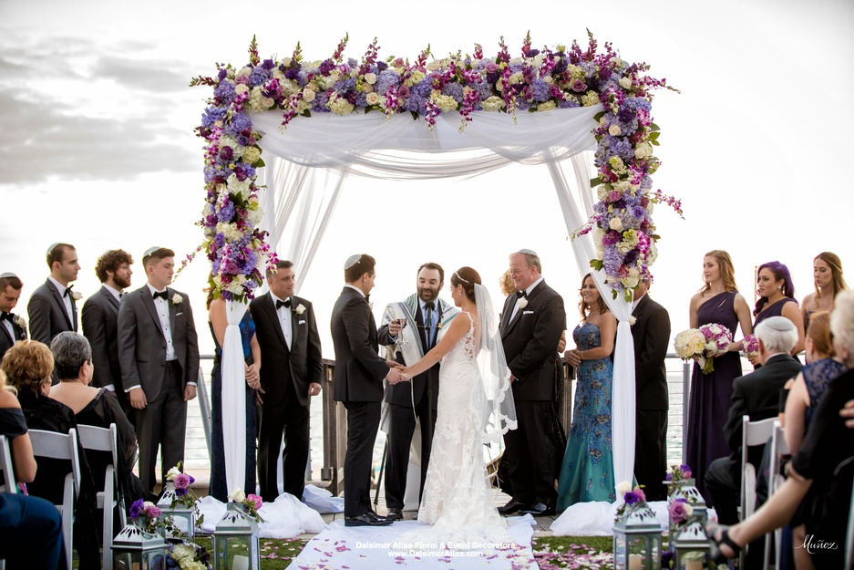 wedding-florist-flowers-decorations-Fort-Lauderdale-Marriott-Harbor-Beach-Resort-florida-dalsimer-atlas